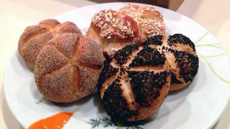パン料理の一例2