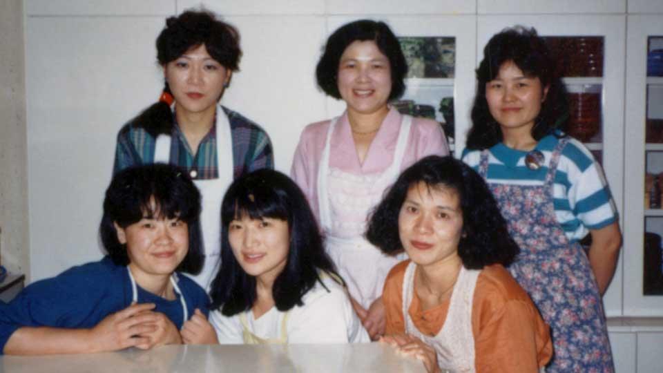 佐藤淳子の家庭料理教室の様子2