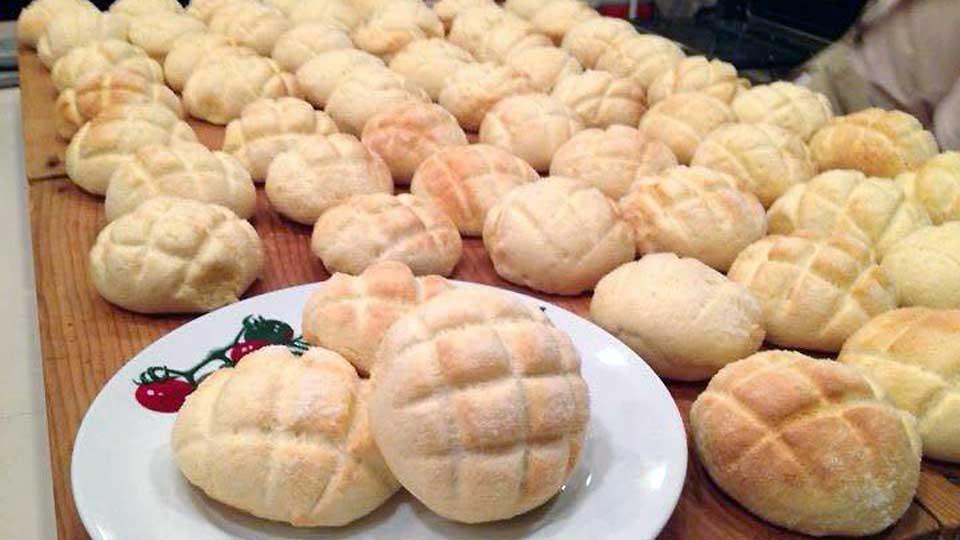 パン料理の一例3