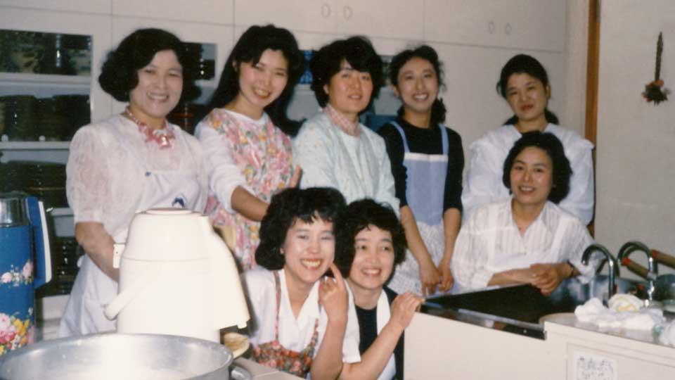 佐藤淳子と生徒たち